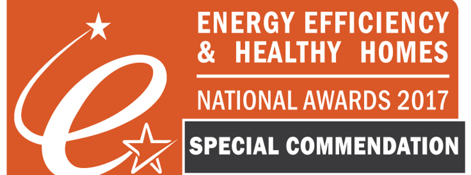 Success at National Energy Efficiency & Healthy Homes Awards